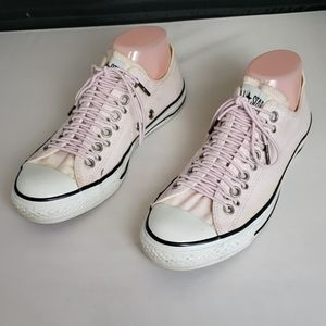 Converse All Star Sneaker Multi Eyelet Pink Sz 7.5
